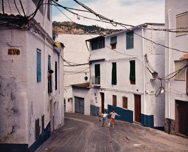 Lanjaron #1, 1998 - Britain and Spain