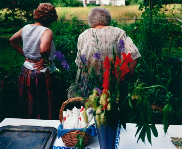 Women at Flag Day, Mississippi, 1998 - Take Time to Appreciate