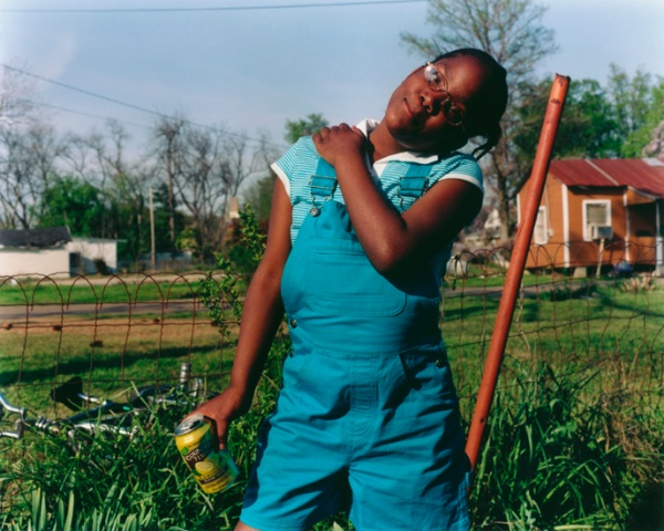 Girl with Glasses, Mississippi, 2002 - Take Time to Appreciate