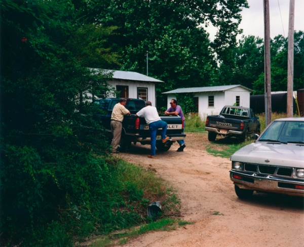 Men at Mill, Mississippi,1998 - Take Time to Appreciate