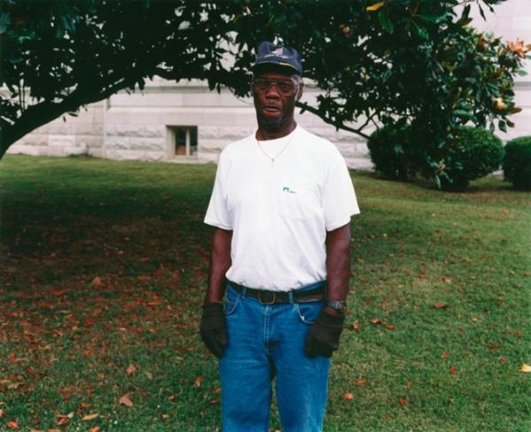 Mr. Preston Dunlap, Mississippi, 2002 - Take Time to Appreciate