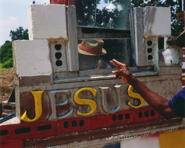 Reverend HD Dennis, Mississippi, #12, 1999 - The True Gospel Preached Here