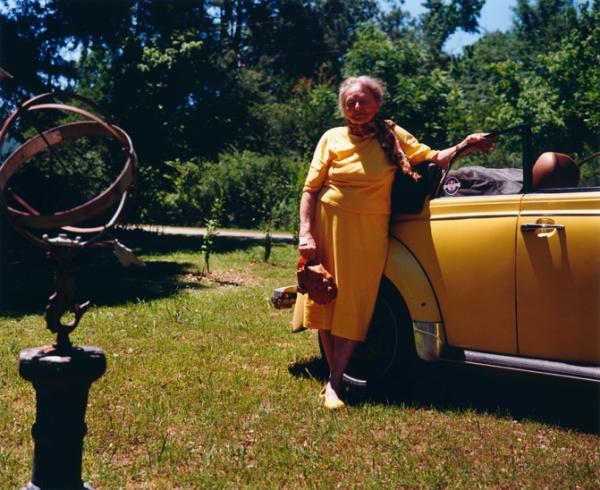 Mrs. Blanche Aldrich, Mississippi, #3, 1999 - Take Time to Appreciate