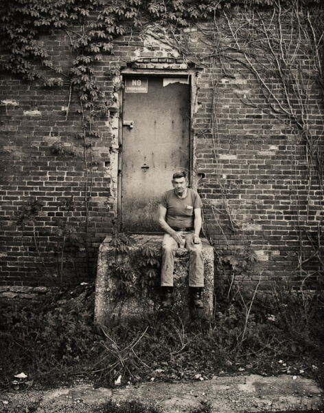 Bill, Orinoco, Missouri, 1991 - Missouri Portraits