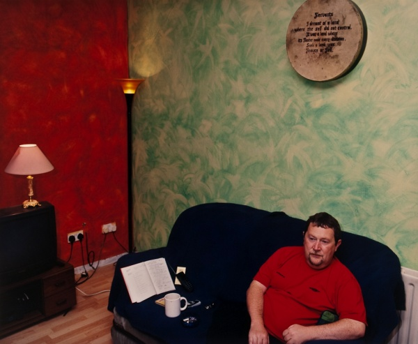 Untitled #1, 2003 - A Portrait of the Troubles