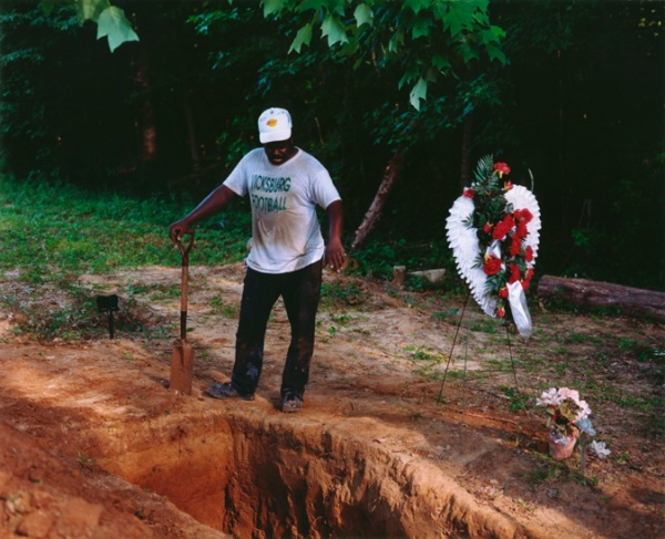 Gravedigging, Mississippi, #1, 1996 - Take Time to Appreciate