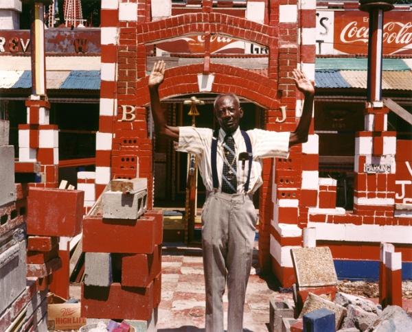 Reverend HD Dennis, Mississippi, #1, 1994 - The True Gospel Preached Here