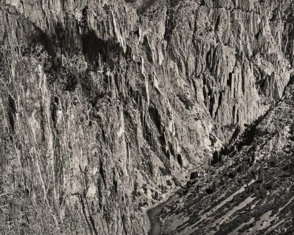 Black Canyon of the Gunnison, Colorado, 1989 - Landscapes