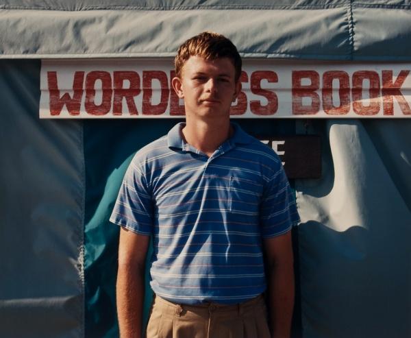 Young Evangelist at Fair, Missouri, 1999 - Missouri Portraits