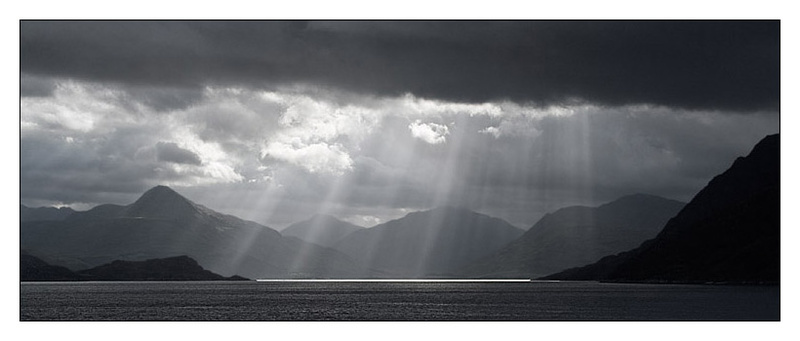 The Sound Of Sleat - Monochrome Images