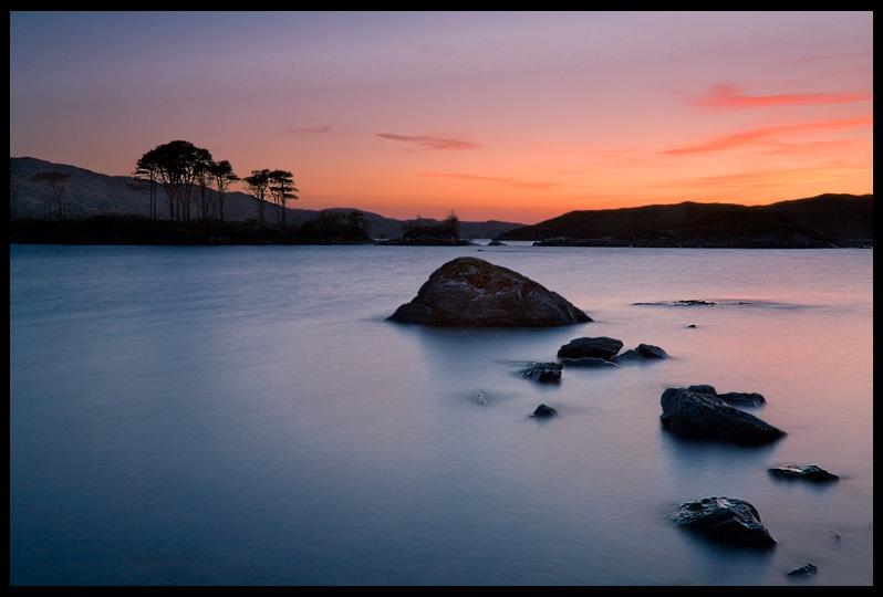 Loch Assynt - Sutherland - Inland Scotland