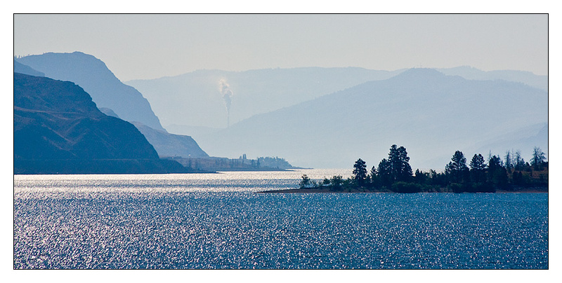 Kamloops Lake - North America