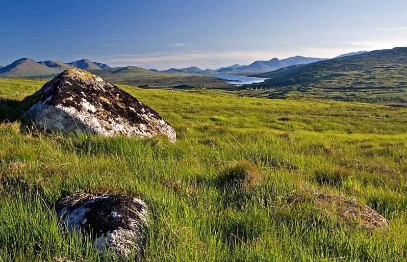 Rannoch Moor - Inland Scotland