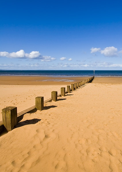 Portobello Beach - Coastal Scotland