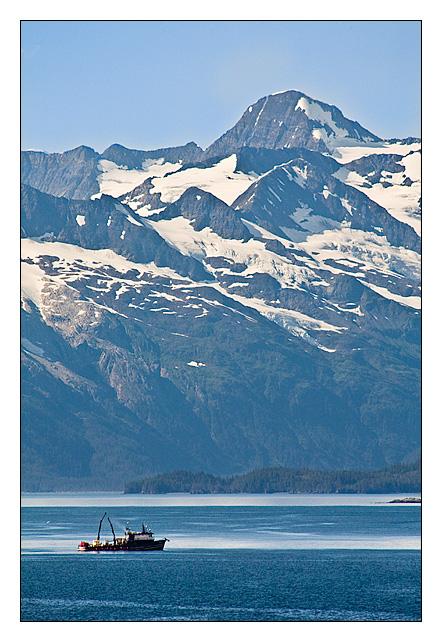 College Fjord - North America