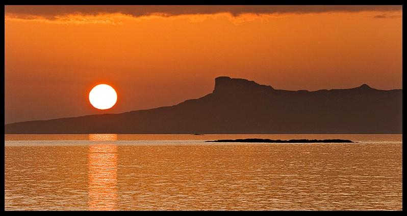 Isle of Eigg - The Islands of Scotland