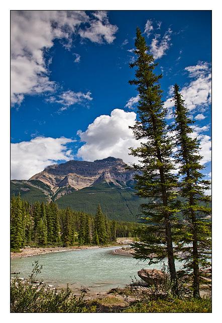 Athabasca River - Canada - North America