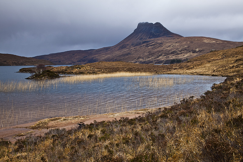 Loch Lurgainn - Inland Scotland