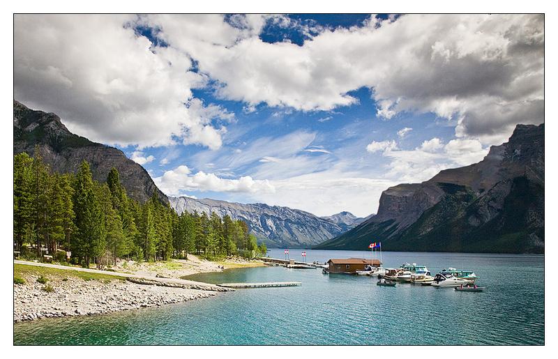 Vermillion Lake - Canada - North America
