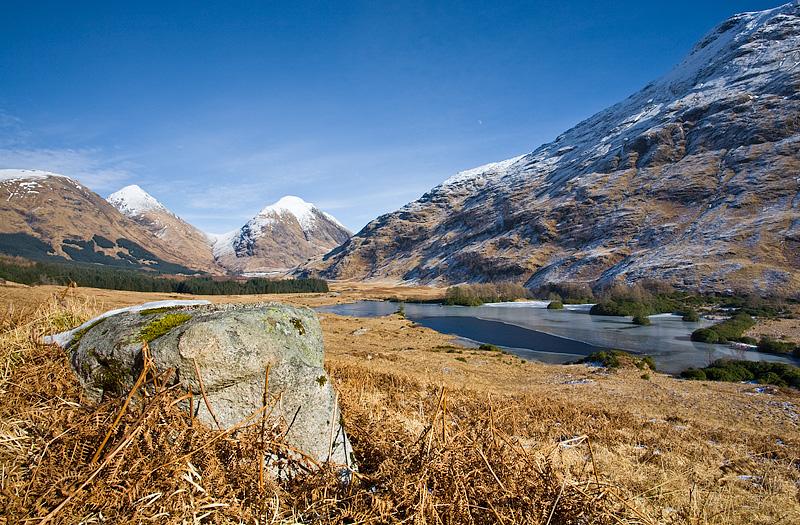 Lochan Urr - Inland Scotland