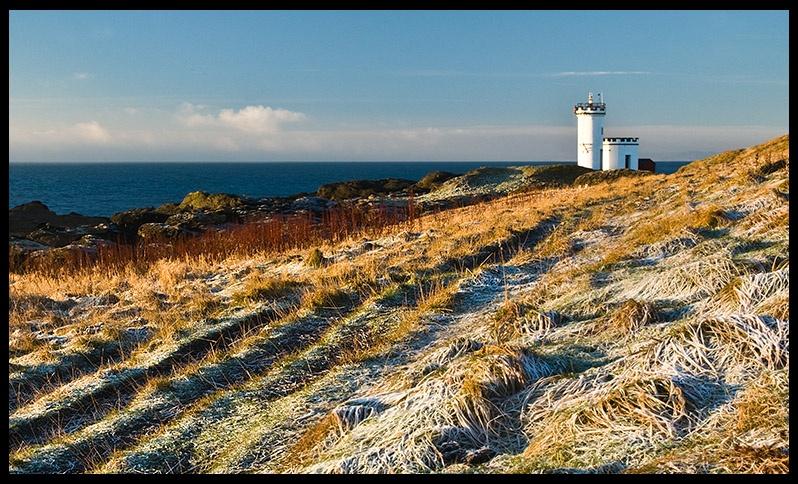 Elie Lighthouse - Fife - Coastal Scotland