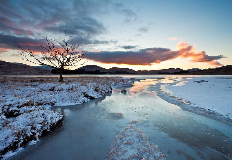 Loch Tulla - Inland Scotland