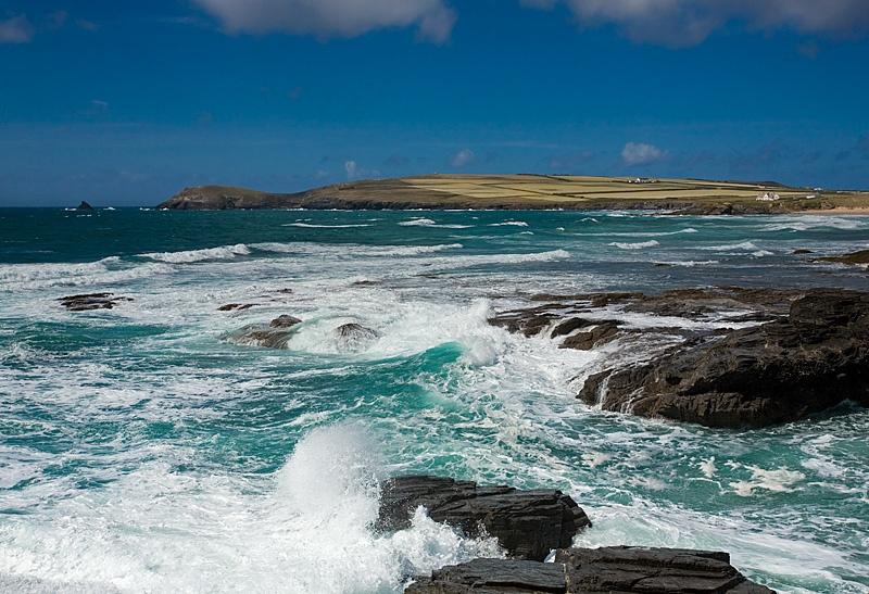 Constantine Bay - Inland and Coastal England