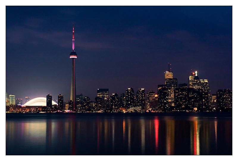 Toronto Skyline - Canada - North America
