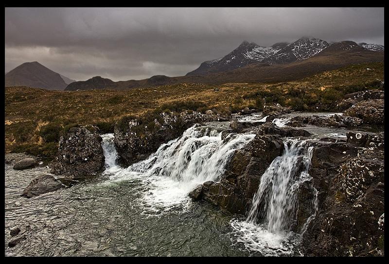 Allt Dearg Mor - The Islands of Scotland
