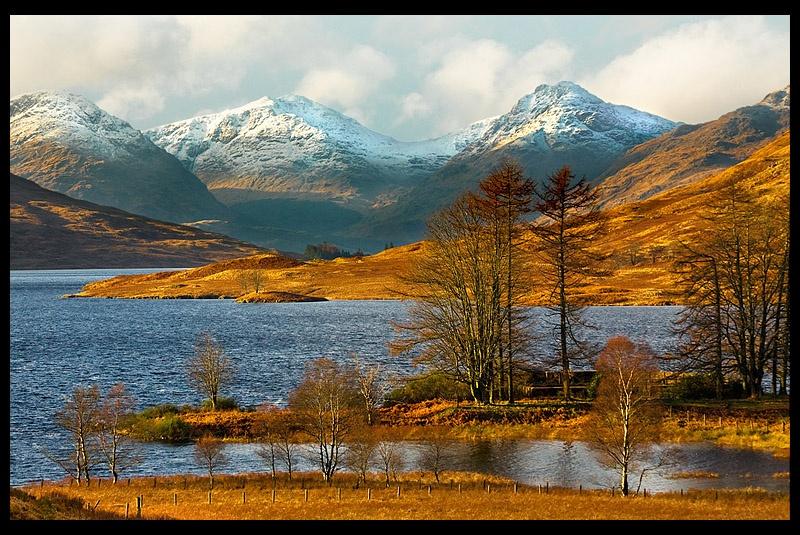Loch Arklet - Trossachs - Inland Scotland