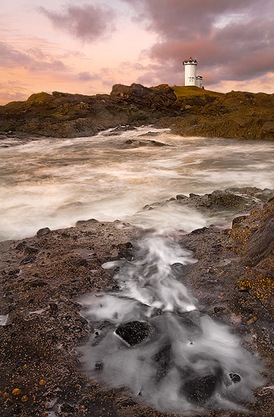 Elie Lighthouse - Fife - Coastal Scotland