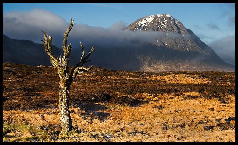 Rannoch Moor - Highlands - Inland Scotland