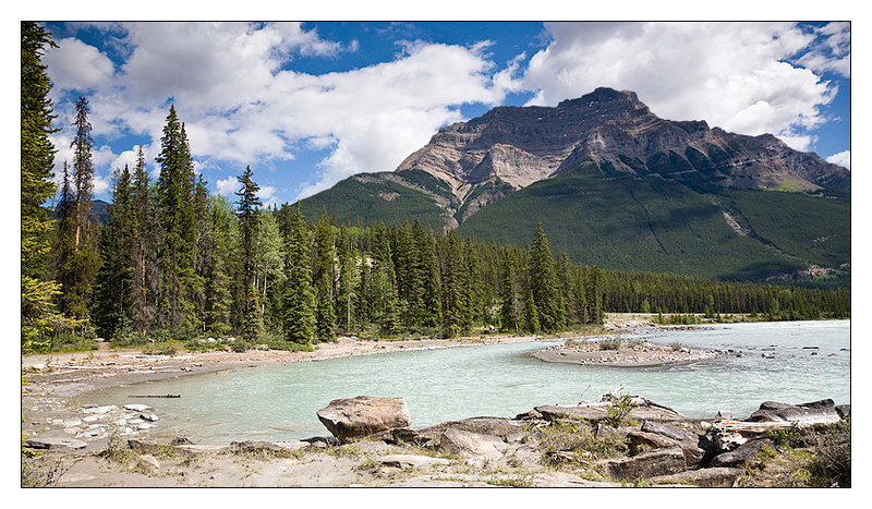 Athabasca River - North America