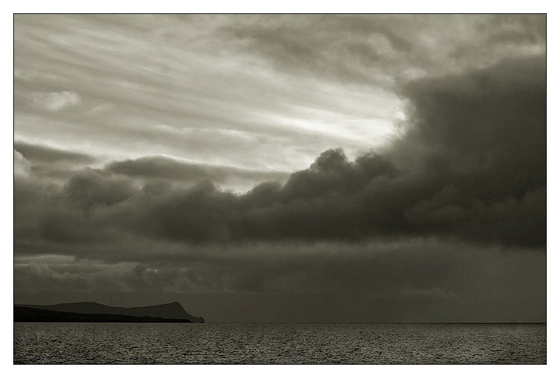 Waternish Point - Isle of Skye - Monochrome Images