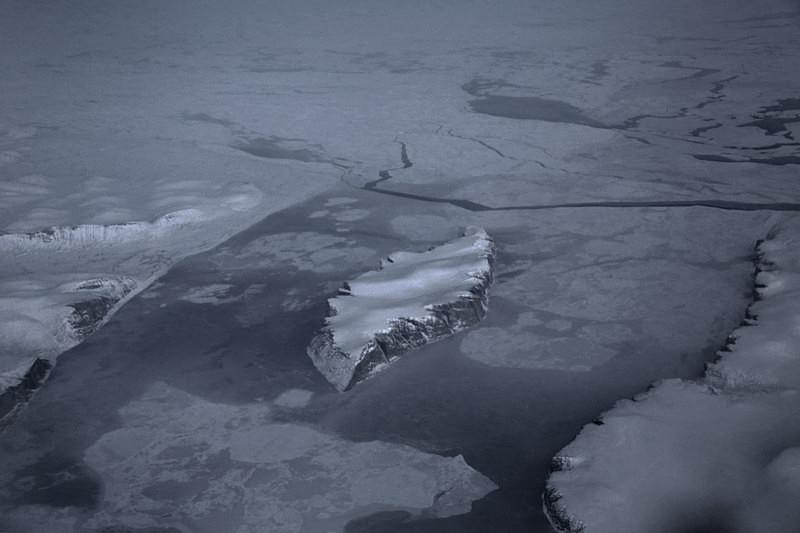 Scott Island, Canada - Airspace