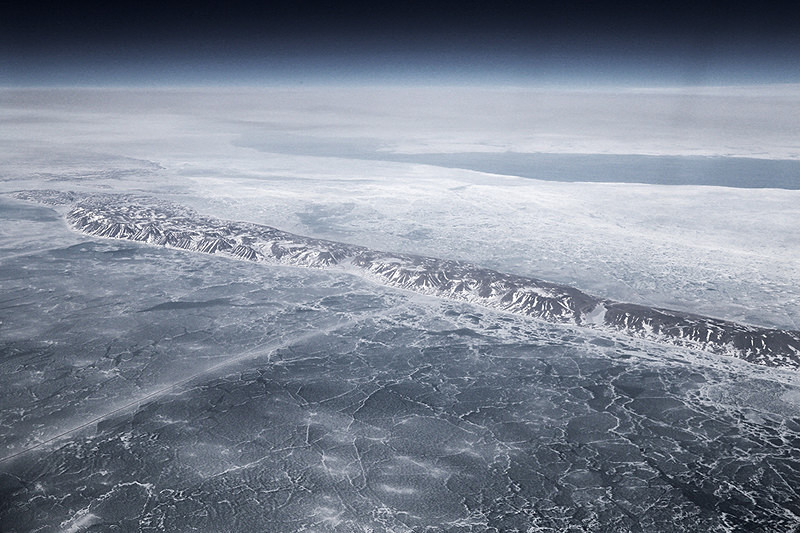 Dove Bugt, Greenland - Airspace