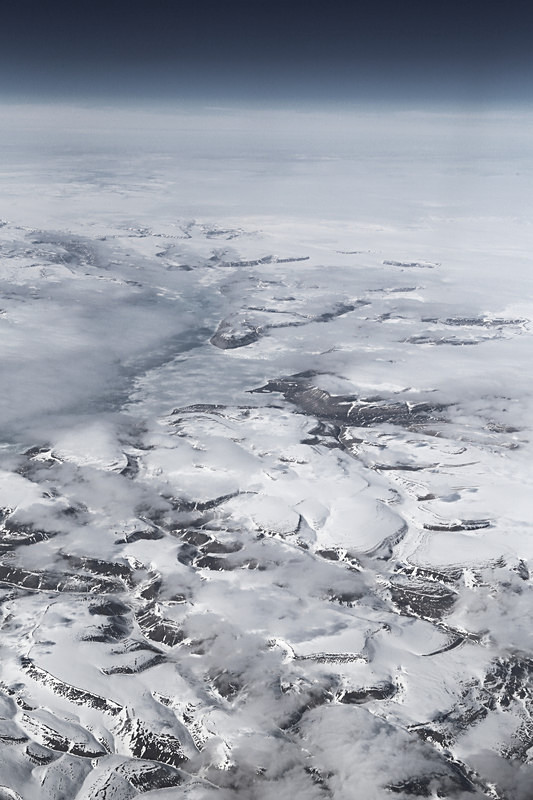 Northern Canada - Airspace