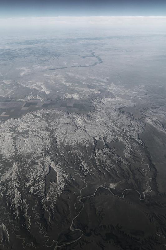 Badlands, South Dakota - Airspace