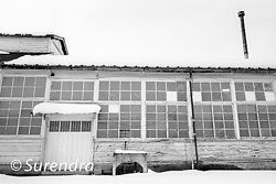 Closed Factory in Snow portfolio