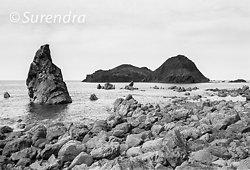 Jizo on Sado Island portfolio