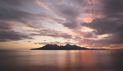 Nine views of the Rum Cuillin portfolio