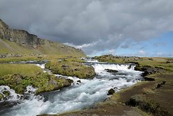 Iceland Water Fall  NIKON D800 31mm f25 1-15 iso50