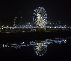 Liverpool Docks NIKON D800 34mm f4 1-100 iso3200