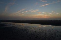 Crosby Beach Liverpool