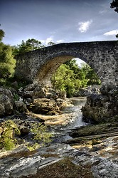 Little Garve Bridge