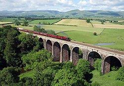Settle to Carlisle Railway portfolio
