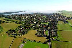 East Dean village, East Sussex portfolio