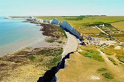 Birling Gap, East Sussex portfolio