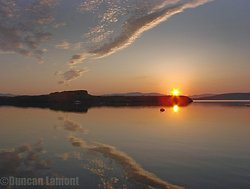Argyll sunsets portfolio