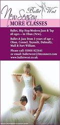 Ballet West portfolio